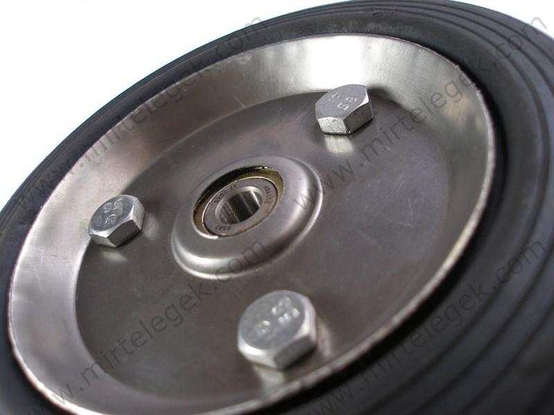 колесо візка господарського 160 мм фото