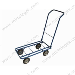 Візок чотириколісний гратчаста платформа фото