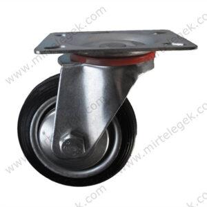 колесо для візка поворотне KП-75-KС