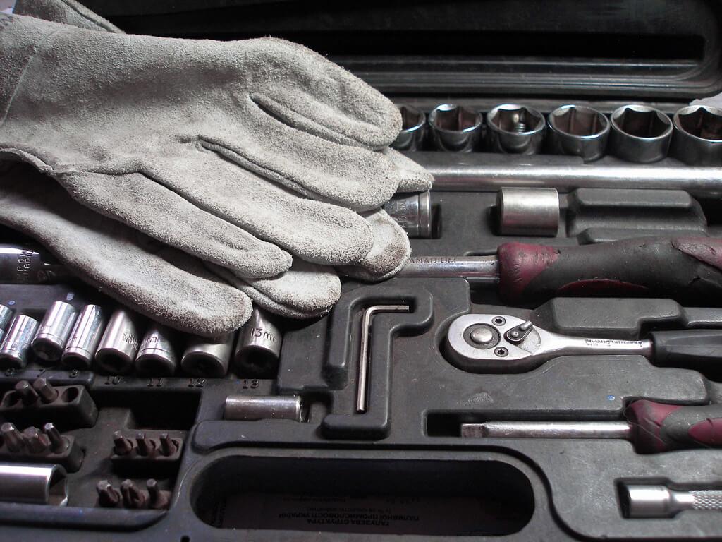 ремонт візків інструмент