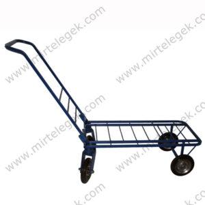 Вантажний візок з поворотними колесами ЧТ-200П фото