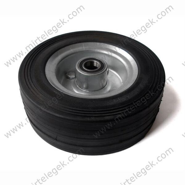 Великовантажне колесо з литою гумою фото