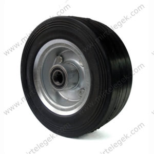 Колесо 200 мм лита гума фото