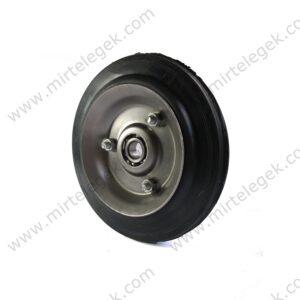 колесо лита гума для візків кн-200-1п фото