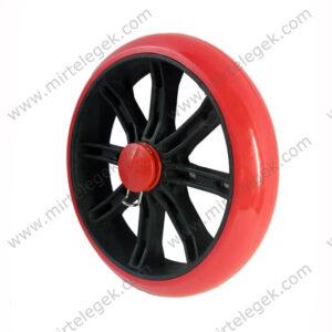 колесо поліамідне для візка 120 мм фото