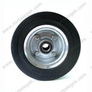 колесо широкое литая резина 200 мм фото