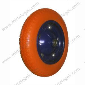 колесо безкамерне (пінополіуретан) для візка фото