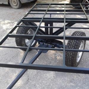 візок для великих вантажів фото